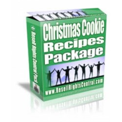 Christmas Recipe Package