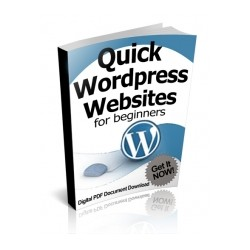 Quick Wordpress Websites For Beginners
