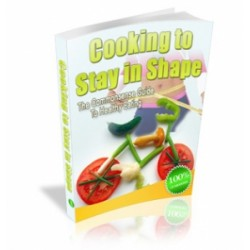 Cooking To Stay In Shape